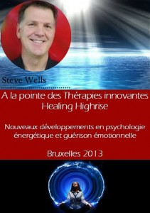 iipeca academy conférence healing highrise steve wells