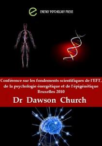 iipeca academy épigénétique dr dawson church conférence eft psychologie énergétique épigénétique
