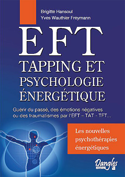 Formations en Psychologie Énergétique iepra Academy yves wauthier-freymann brigitte hansoul EFT Tapping