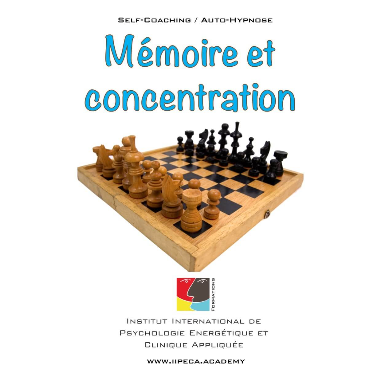 memoire concentration iipeca academy mp3 self coaching auto-hypnose