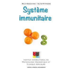 système immunitaire immunité iipeca academy mp3 self coaching auto-hypnose